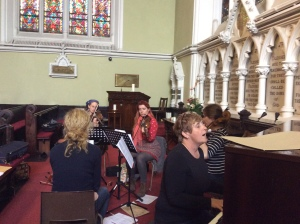 bamboo rehearsal pic